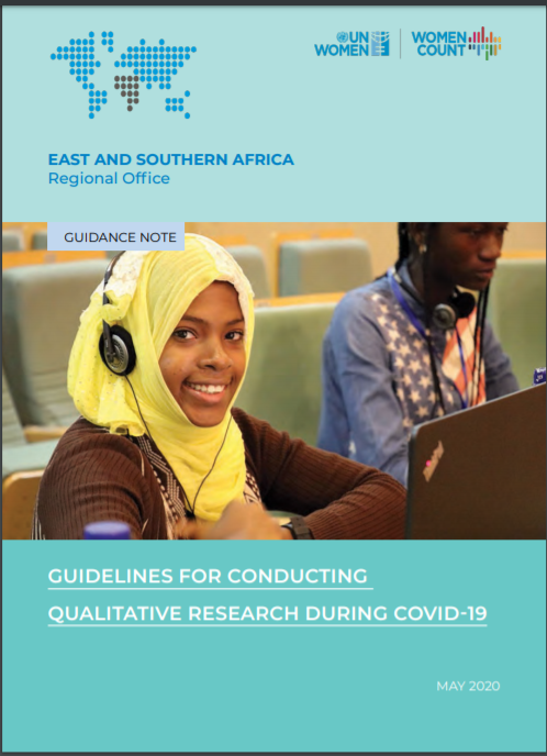 Guidelines for conducting Qualitative Research during COVID-19