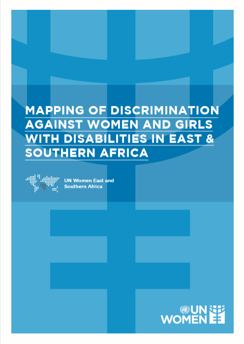 Mapping of Discrimination against Women and Girls with Disabilities in East & Southern Africa