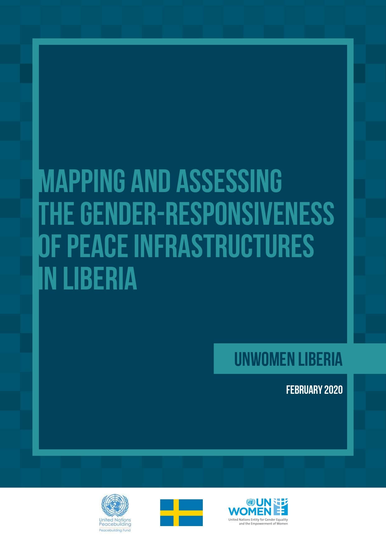 Report on peace and security in Liberia
