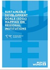 Sustainable Development Goals (SDGs) mapping of regional institutions