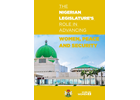 The Nigerian Legislature's Role in Advancing Women, Peace and Security
