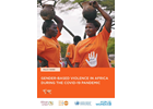 Gender Based Violence in Africa during the COVID-19 Pandemic