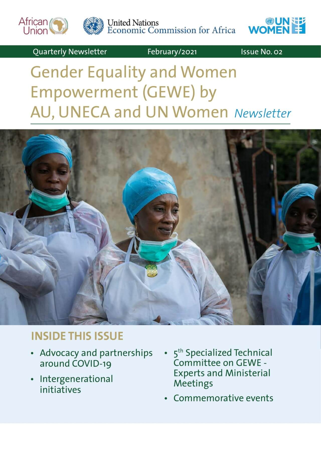 Gender Equality and Women Empowerment by AU UNECA and UN Women