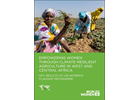 Women in climate resilient agriculture in West and Central Africa: Key results of UN Women's flagship programme