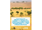 Assessment of the Utilization of Dialogue and Mediation in the Response to the Farmer–Herder Conflict in Plateau and Kaduna States and the Role of Women in the Process.