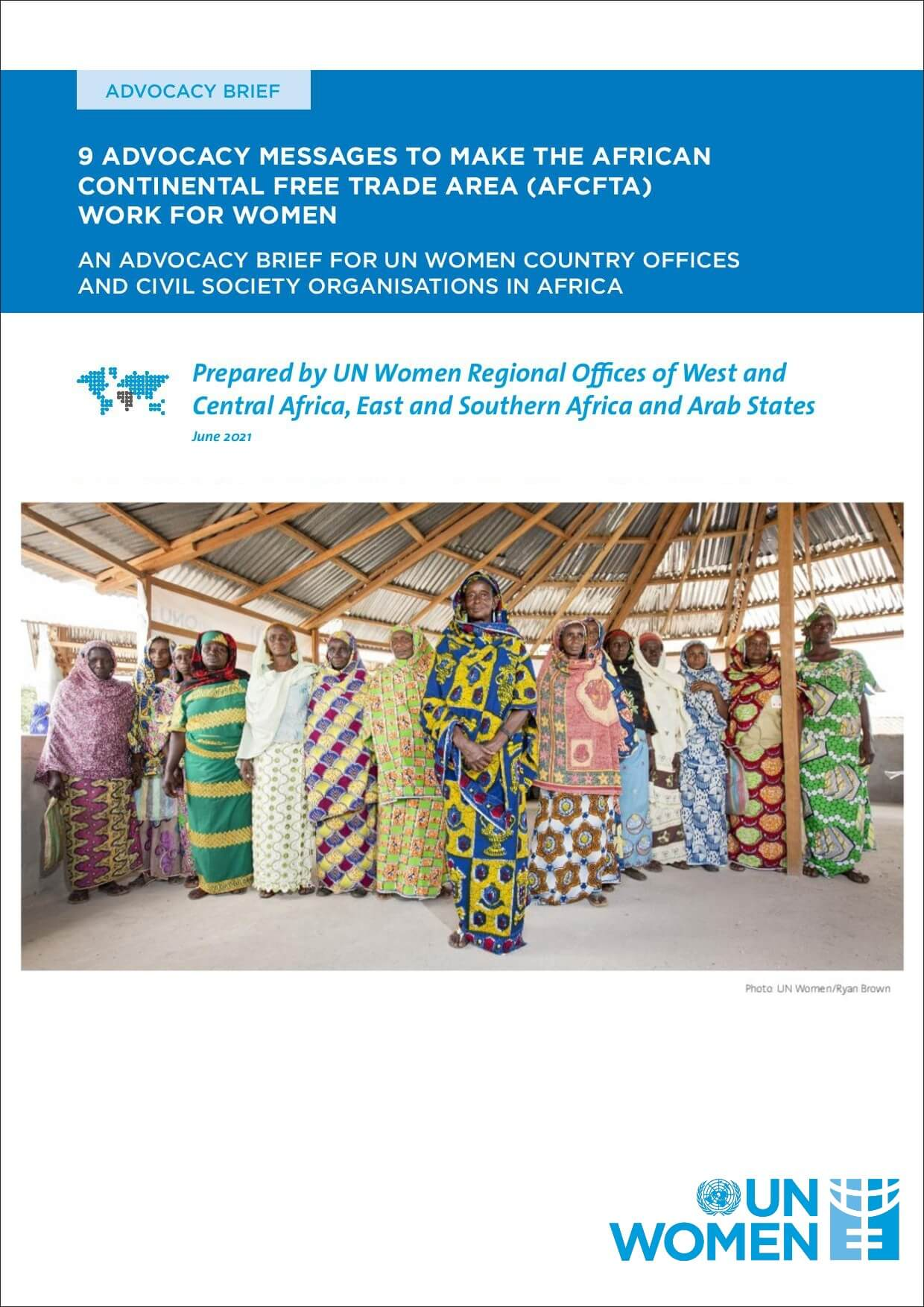 9 Advocacy Messages To Make The African Continental Free Trade Area (AFCFTA) Work For Women