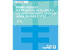 Young Women's Participation in Politics & Decision-Making in African Union Member States