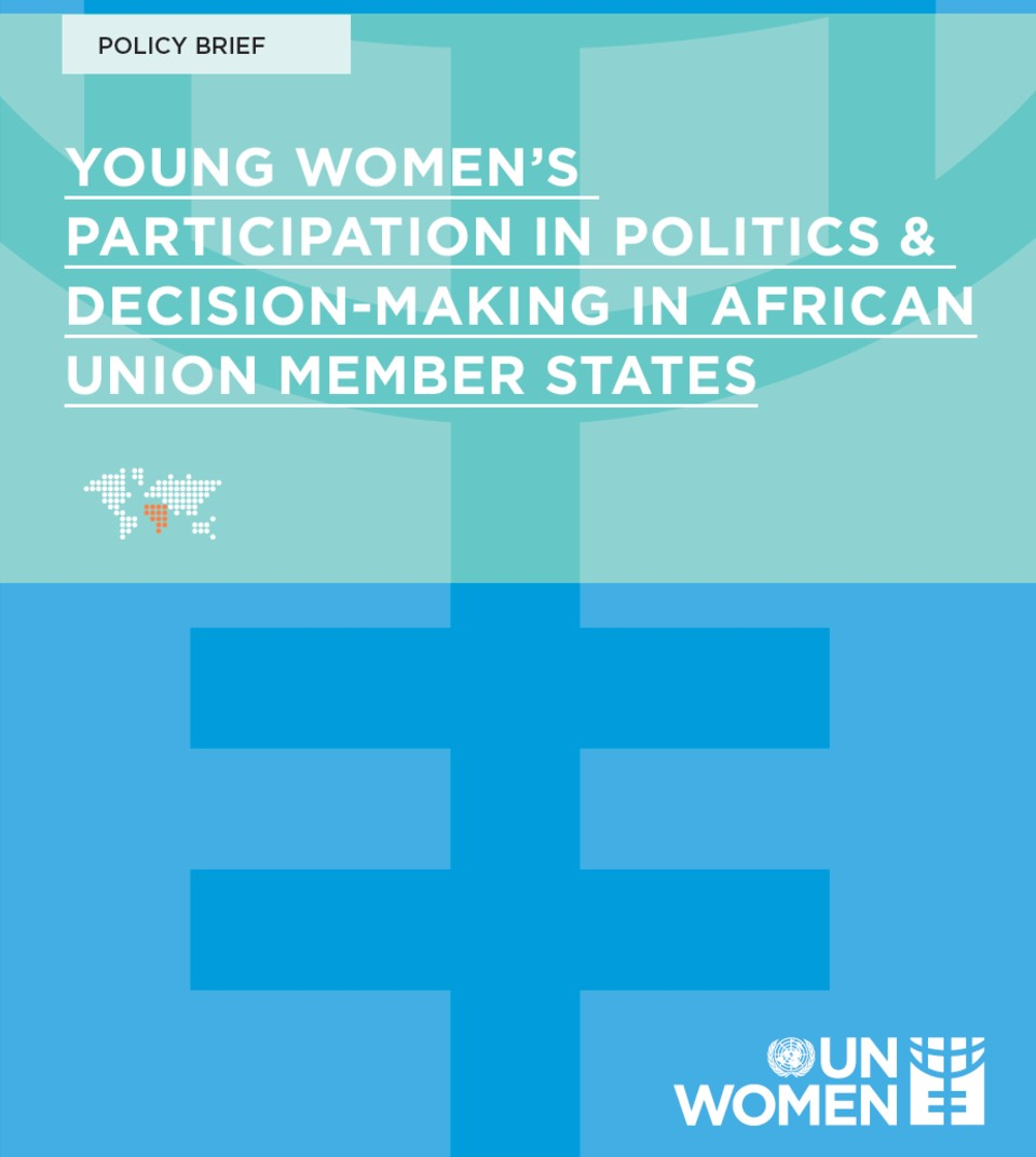 The working paper and accompanying policy brief provide an analysis of the progress and gaps across the continent in promoting young women's role in decision making and political processes across Africa. The paper further proposes recommendation for consideration by AU and AU Member States including for gender responsive COVID 19 response and recovery plans that guarantee the participation and integration of the voices of young women.