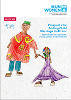 Prospects for Ending Child Marriage in Africa - Executive Brief