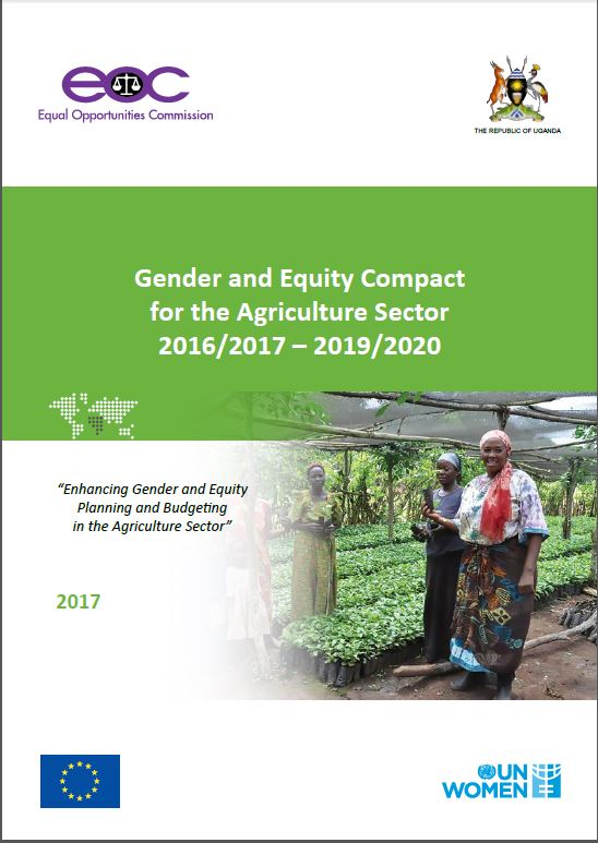 Gender and Equity Compact for the Agriculture Sector