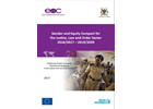 Gender and Equity Compact for the Justice, Law and Order Sector
