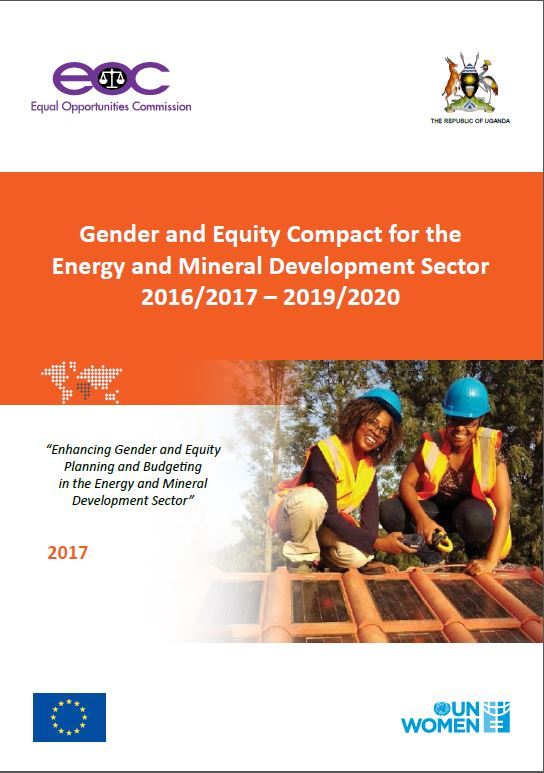 Gender and Equity Compact for the Energy and Mineral Development Sector