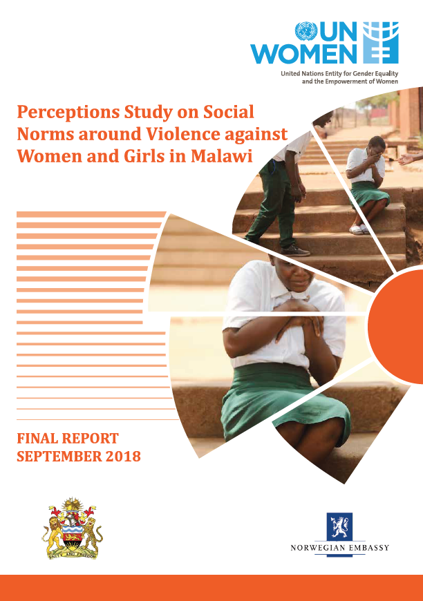 Perceptions Study on Social Norms around Violence against Women and Girls In Malawi