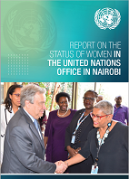 Report on the status of women in United Nations Office in Nairobi