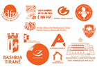 An unprecedented number of private companies in Albania join the 16 Days of Activism with pro bono support and donations to shelters