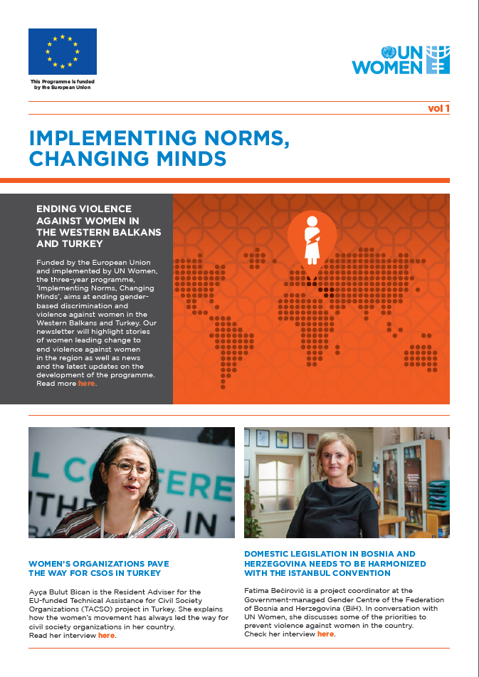 Implementing Norms, Changing Minds - Newsletter