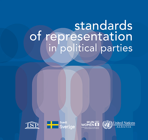 Standards of Representation in Political Parties