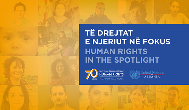 Human Rights in the Spotlight