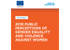 2018 Public Perceptions of Gender Equality and Violence Against Women in the Western Balkans and Turkey