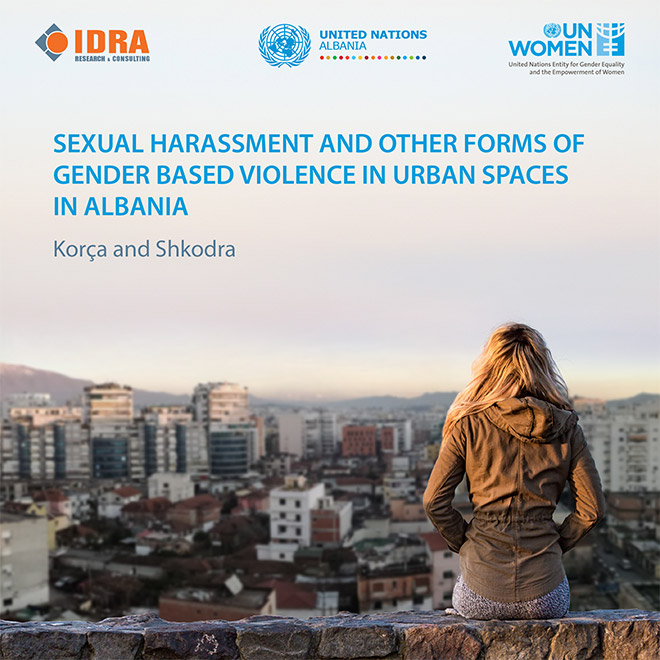 Sexual Harassment and other Forms of Gender based Violence in Urban Public Spaces in Albania