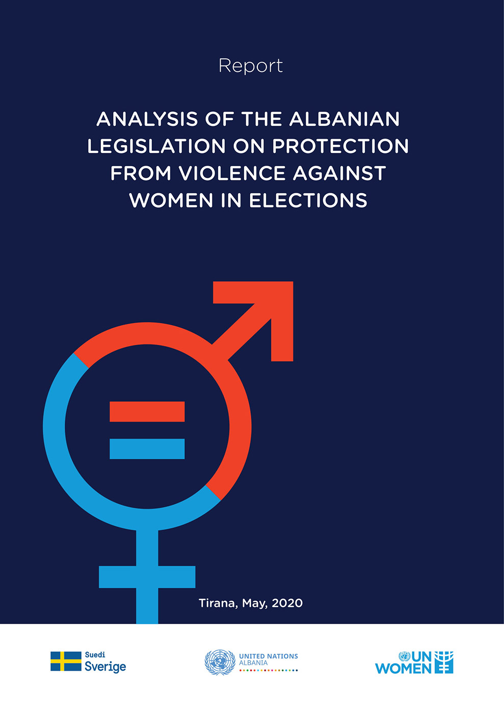 Analysis of the Albanian legislation on protection from violence against women in elections