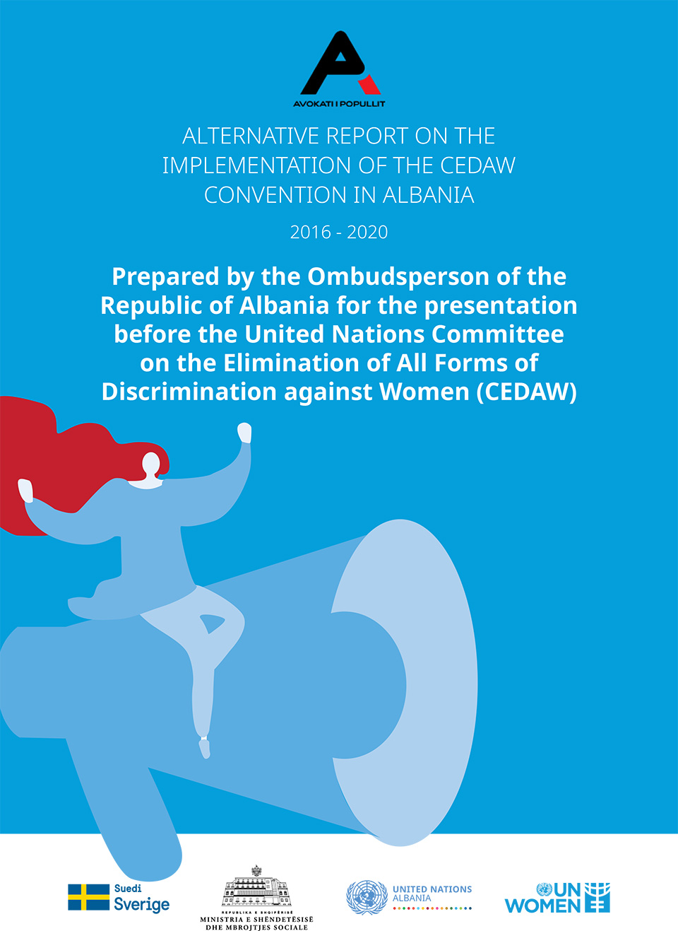 Alternative report on the implementation of the CEDAW convention in Albania 2016 – 2020