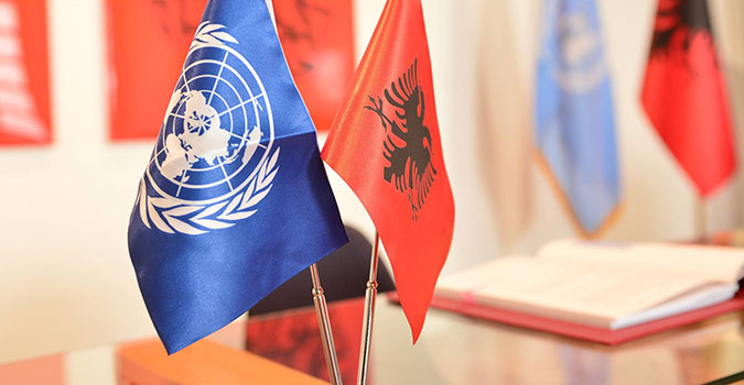 Photo: United Nations Albania