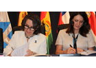 UN Women takes part in the Plenary Meeting of the Ibero-American Judicial Summit and will provide support to the Permanent Commission on Gender and Access to Justice
