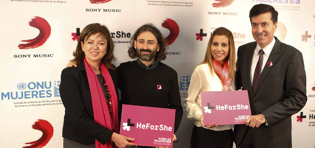 UN Women Mexico and Sony Music Entertainment join forces and present a CD in support of equality between men and women