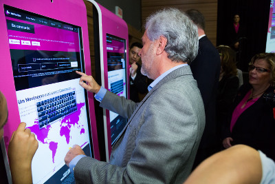 Itaipu promotes gender equality, joining the global HeForShe campaign