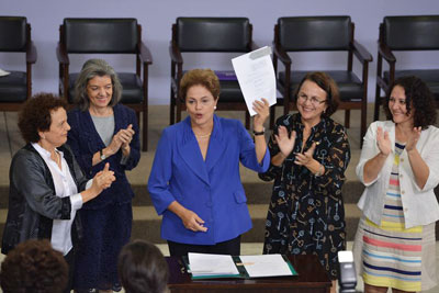 In Brazil, new law on femicide to offer greater protection
