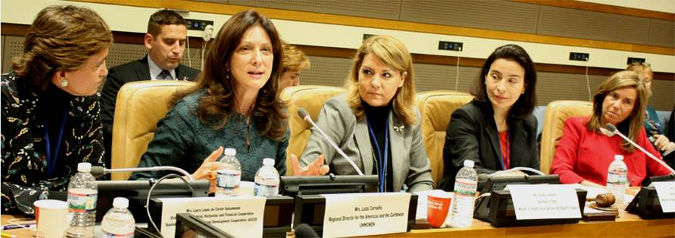 Spain reaffirms commitment to promote gender equality