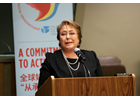 """Latin America and the Caribbean Member State Commitments at the """"Global Leaders' Meeting on Gender and Equality and Women's Empowerment: A Commitment to Action"""""""