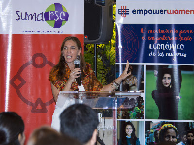 UN Women and Sumarse take actions to empower women