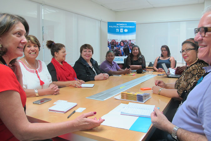 UN Women and RedTraSex join forces to eradicate violence against women