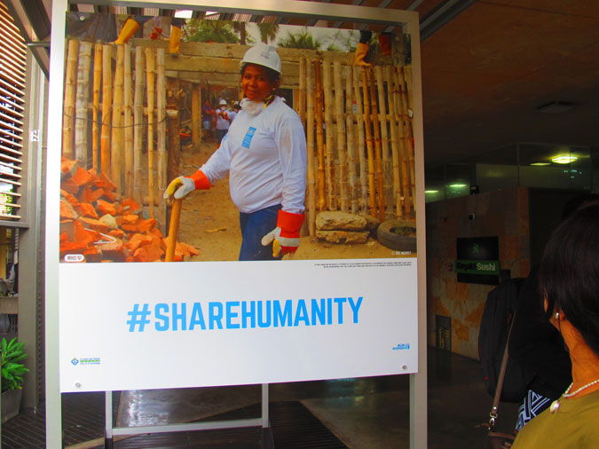 UN Women joins World Humanitarian Day commemorations