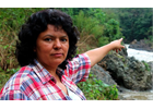 On the anniversary of the assassination of Berta Cáceres, UN Women calls for eradicating violence against human rights defenders