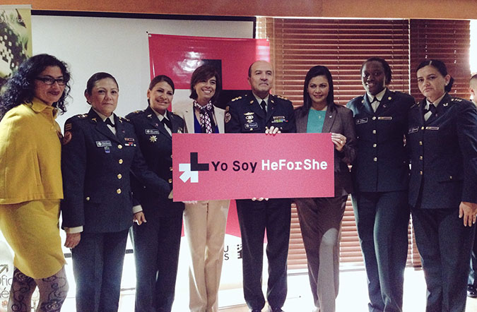 HeForShe Colombia adhesion
