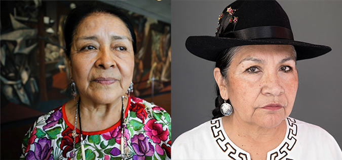 Orange Day calls to stop violence against indigenous women and girls