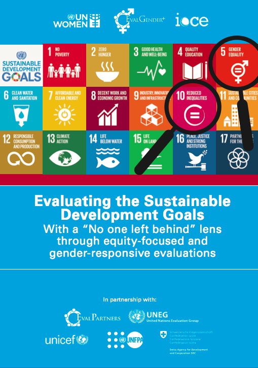 evaluation sustainable goals