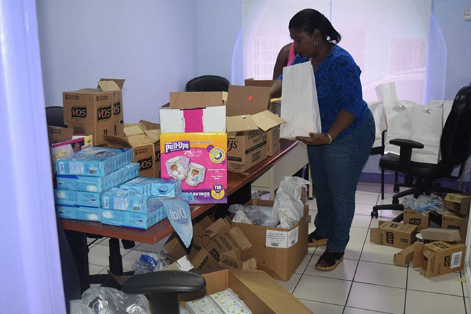 Photo:: Antigua and Barbuda Directorate of Gender Affairs