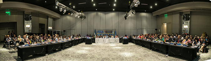 Regional Consultations in Latin America and the Caribbean leading up to the UN Commission on the Status of Women (CSW63)
