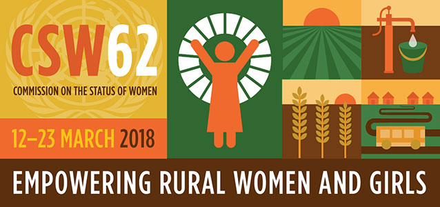 Latin America and the Caribbean will articulate position on empowerment of rural women and girls in preparation for CSW62