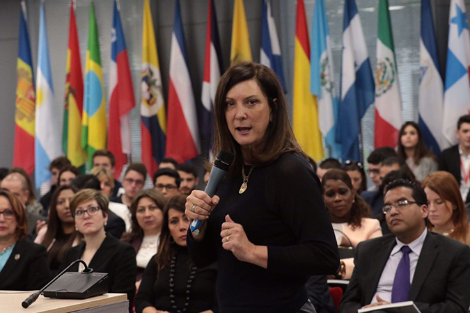 Luiza Carvalho Regional Director of UN Women for the Americas and the Caribbean