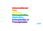 UN Women statement for the International Day Against Homophobia, Biphobia, Interphobia and Transphobia, 2020