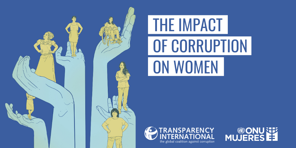 Anti-corruption response to COVID-19 must include women