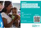 UN Women held a Webinar on how to incorporate Gender Keys into Venezuela's Regional Plan of Response to Refugees and Migrants 2021