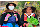 Indigenous women of the Argentine Chaco receive help from FEIM, CHIRAPAQ and UN Women during the COVID-19 pandemic