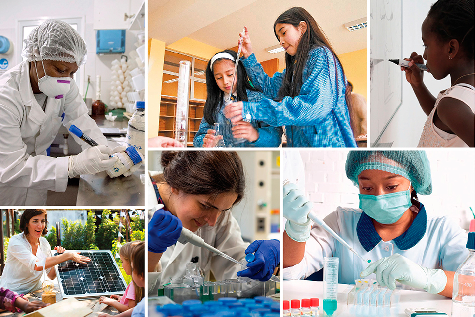 Women in Science Latin America and the Caribbean