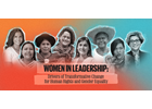 Women in Leadership: Drivers of Transformative Change for Human Rights and Gender Equality